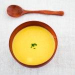 Corn Mango Soup
