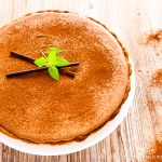 Mousse au Chocolate Mint Tart